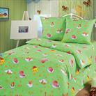 Комплект постельного белья, бязь 45