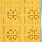Каппадокия желтый/золотой/красный