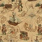 Гобелен Пираты