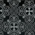 Алания черный/серебро