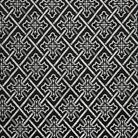 Омский черный/серебро