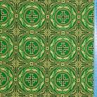 Коринф зеленый/желтый