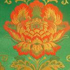 Павловская роза зеленая/желтая/красная